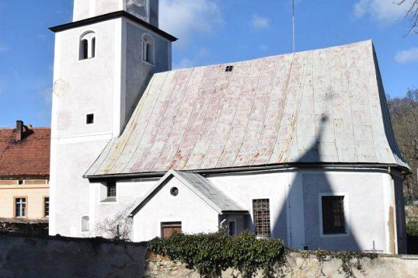 Kaczorów Kościół