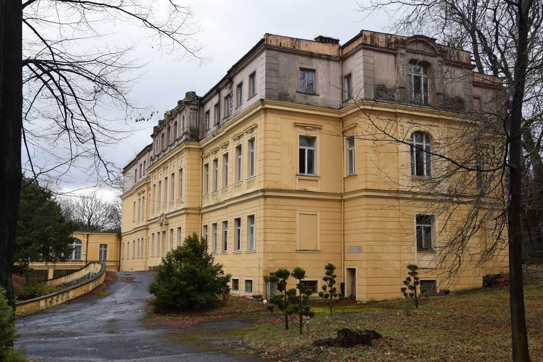 Pałac Podgórki