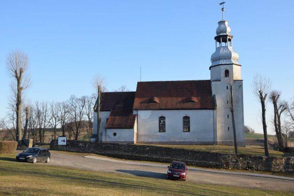 Pomocne kościół św. Marcina