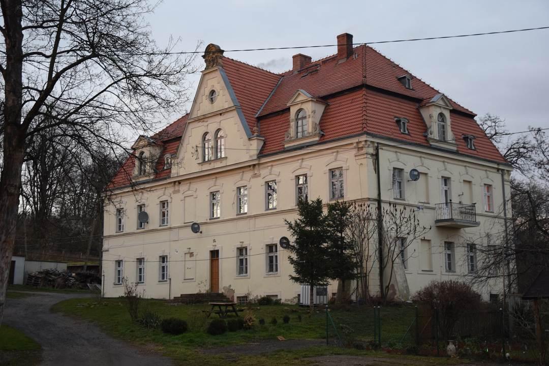 pałac Rzymówka