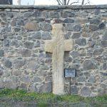 kamienny krzyż Sichów