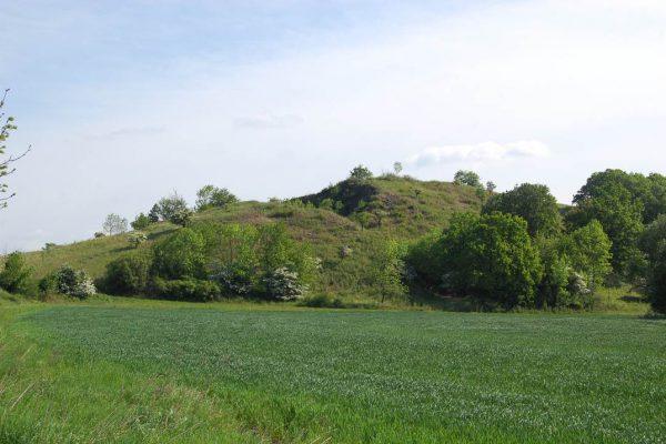 Krzyżowa Góra - Sichów