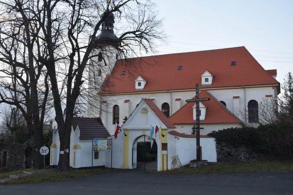 Słup kościół