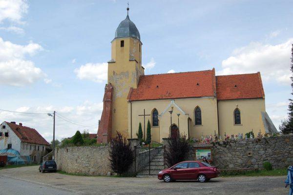 Kościół w Targoszynie