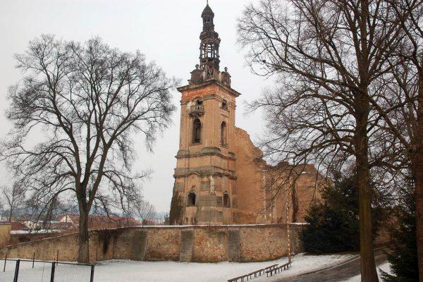 Twardocice kościół