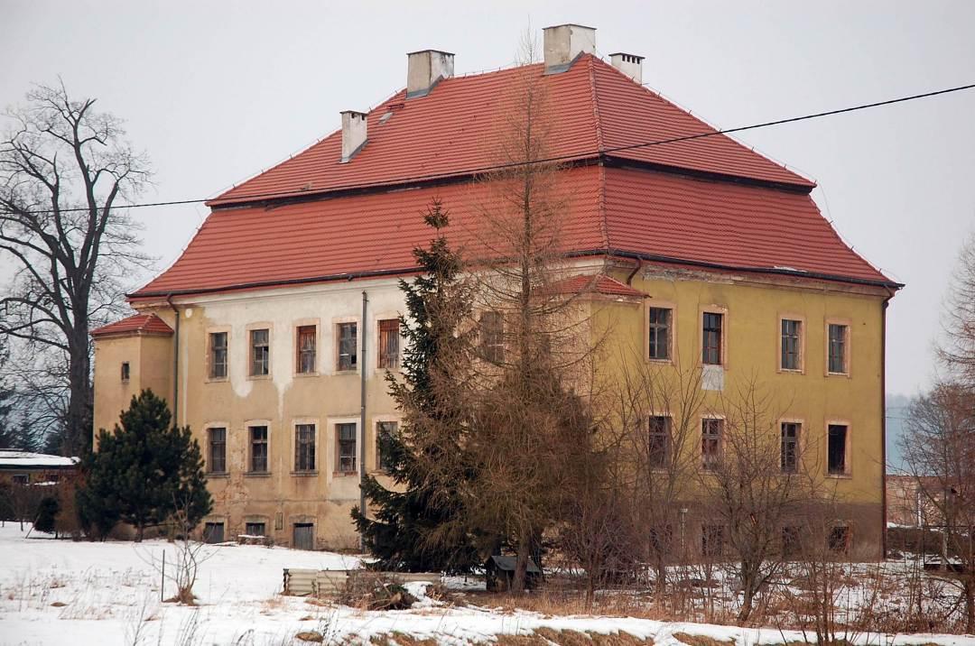 Twardocice Pałac