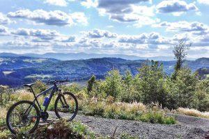 kraina wygaslych wulkanow rowerem