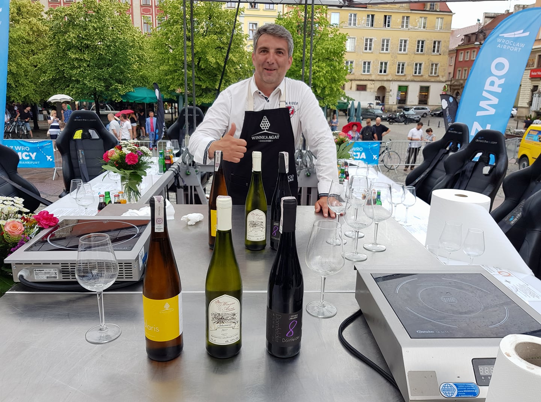 Marcin Kucharski - Winnica Agat