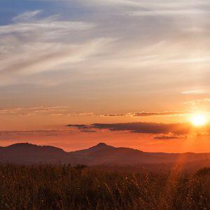 Ostrzyca – wygasły wulkan