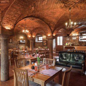 Restauracja Villa Greta