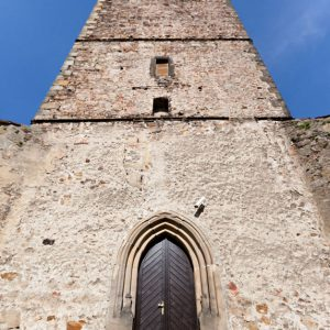 Romański kościół w Świerzawie