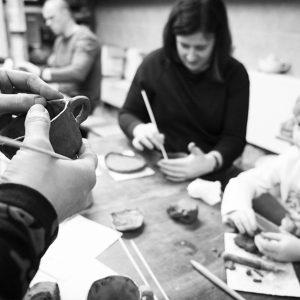 Warsztaty ceramiczne w Magic Art Galery