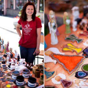 Warsztaty ceramiczne w Galerii Pod Aniołem