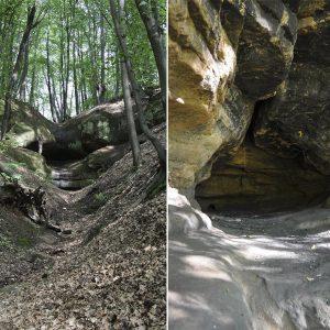 Jaskinie Pseudokrasowe