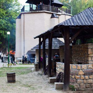 Skansen i Muzeum Górnictwa w Leszczynie