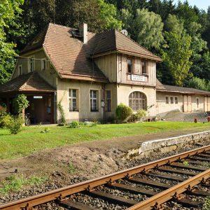 Stacja w Nielestnie