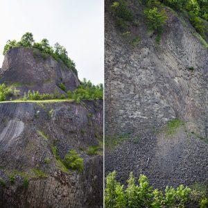 Wilcza Góra – wygasły wulkan