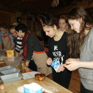 Warsztaty pieczenia chleba