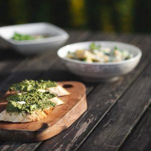 Dzikie smaki – warsztaty gotowania z roślin i ziół pospolitych